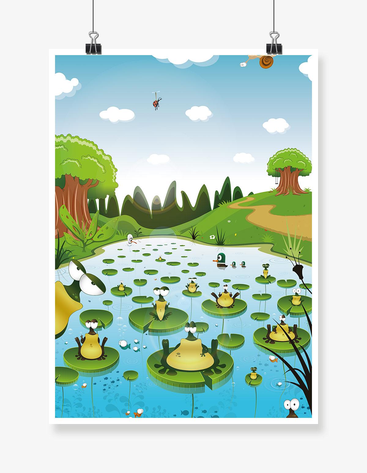 think_illustration_ferienspiele_plakat_illustration_2012_01